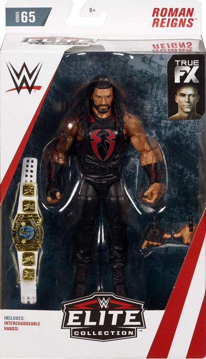 sito ufficiale prezzo speciale per seleziona per ultimo WWE Elite Serie #65 - Roman Reigns