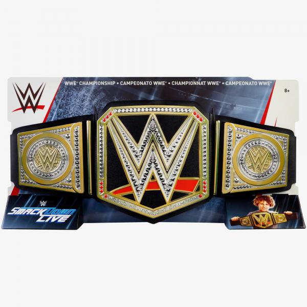 in vendita imbattuto x vendita scontata WWE Championship Toy Belt - Cintura giocattolo Mattel